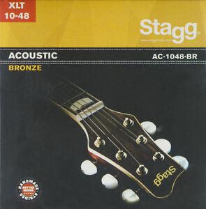 Corde-Chitarra-frase-010-048-western-acustica-Chitarra-Bronzo-corde-pagine-gitaren