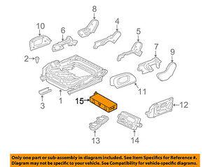 Details about JAGUAR OEM 11-15 XJ Power Seat Control-Memory Module on jaguar xj12, xf portfolio, jaguar xkr, jaguar cars, jaguar sovereign, jaguar xj8 portfolio, jaguar s type portfolio, jaguar xjr portfolio, jaguar xjs, jaguar 2009 models, jaguar e-type, super v8 portfolio, jaguar xj-sc,