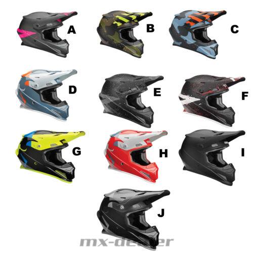 2019 Thor MX Sector Level Casque tous Crosshelm MX motocross cross enduro quad ATV