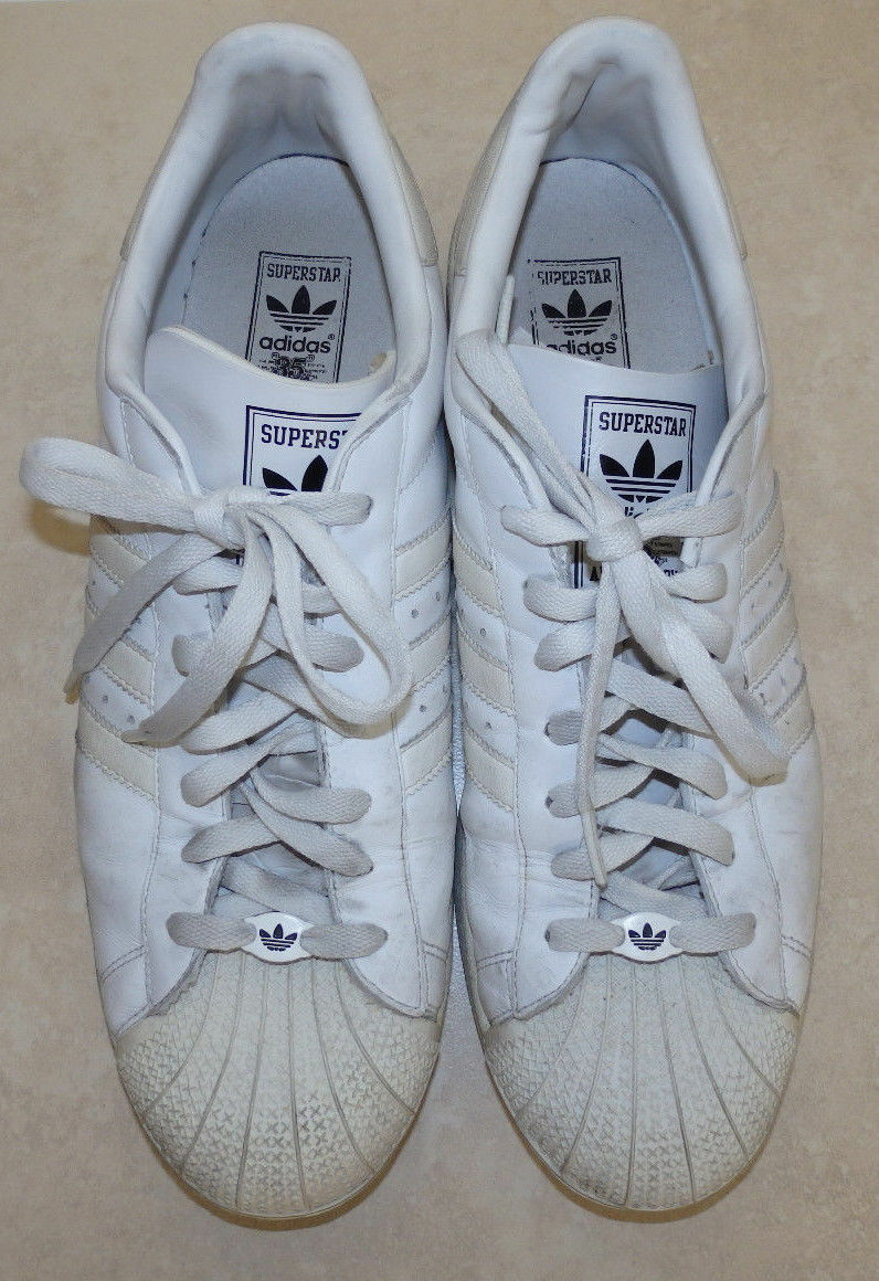 DS ADIDAS 132302 SUPERSTAR 2 EXPRESS 35 ANNIVERSARY WHITES US 13 SHOES SNEAKERS Comfortable and good-looking