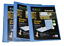 SECO A4 Display Book  20 Pocket 40 Sheet View  Biodegradable Recyclable DB10-20