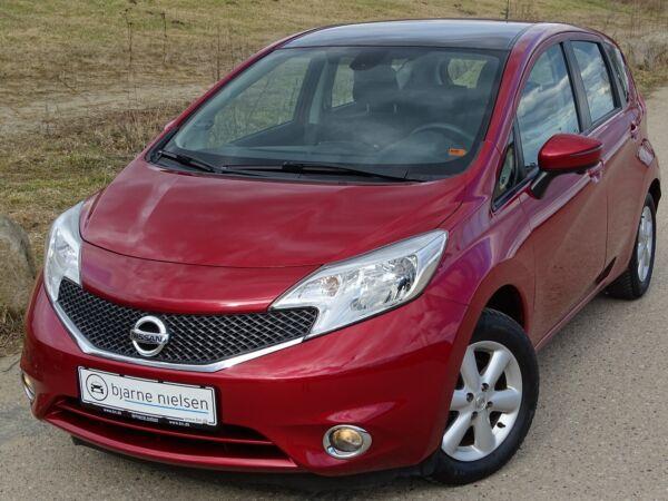 Nissan Note 1,2 Acenta Tech - billede 1
