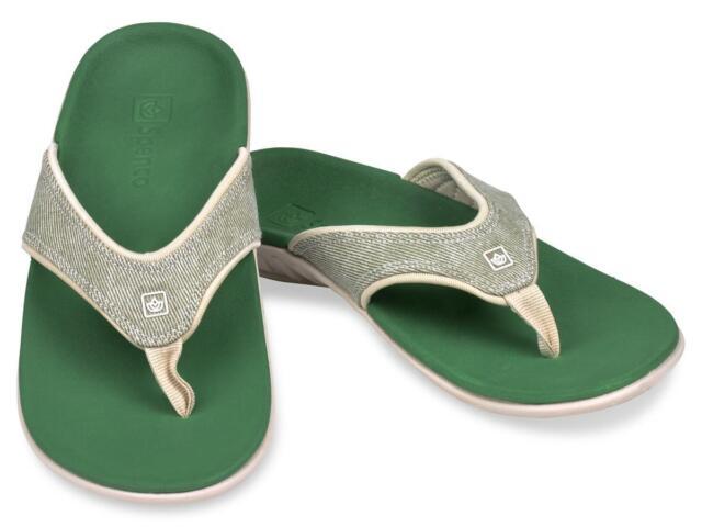 Spenco Yumi Disco - Women's Supportive Sandals Clover - 6
