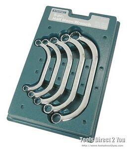 Signet-s33771-5-piezas-metrico-Media-Luna-Juego-de-llaves-10-22mm
