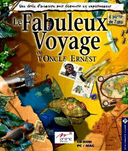 Le Fabuleux Voyage de L'Oncle Ernest - Jeu PC neuf sous blister