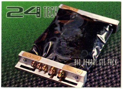 Bio-Neural Gel Pack #72 Star Trek Voyager Season 1 Series 2 1995 Card C1038