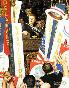 A-Time-For-Greatness-22x30-President-John-F-Kennedy-Art-Print-Norman-Rockwell