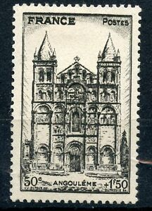 Timbre France Neuf N°663 ** Angouleme Stamps Stamp