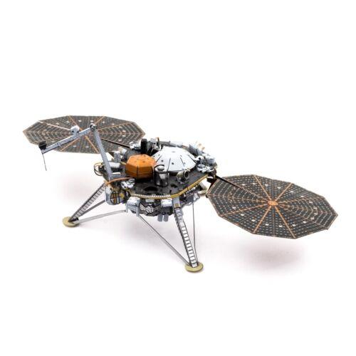 Insight Mars Lander metal earth 3D Taglio Laser Kit Modellino Miniatura MMS193