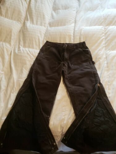 Carhartt Quilted Lined Pants