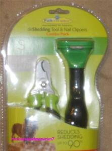 Authentic Furminator Professional Deshedding Tool Amp Nail