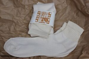 Organic-Threads-Cotton-Socks-LOW-TOP-USA-MADE-MENS-athletic-Large-10-13-sports