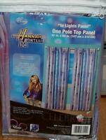 Disney Hannah Montana Pole Top Panel- 42 X 84 - Brand In Package