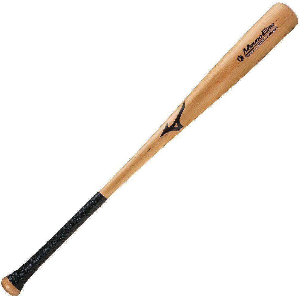 Mizuno MZM243 33  Natural Maple Elite C243 Wood Baseball Bat