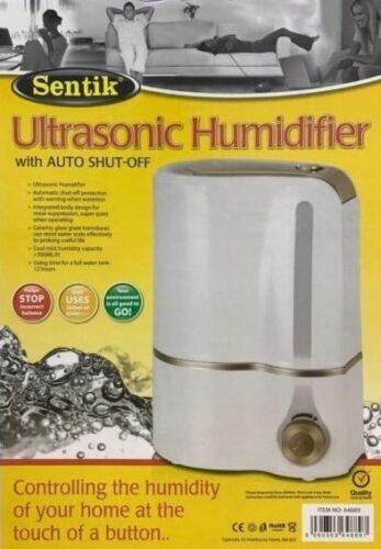 SENTIK 3.8L Umidificatore ad Ultrasuoni Aroma Diffusore-Compact Air crema idratante