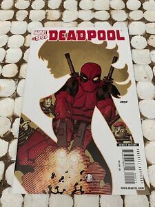 Marvel-Comics-DEADPOOL-900-Wraparound-Cover-NM-Comic-Book-Johnson-w-Bag-Board