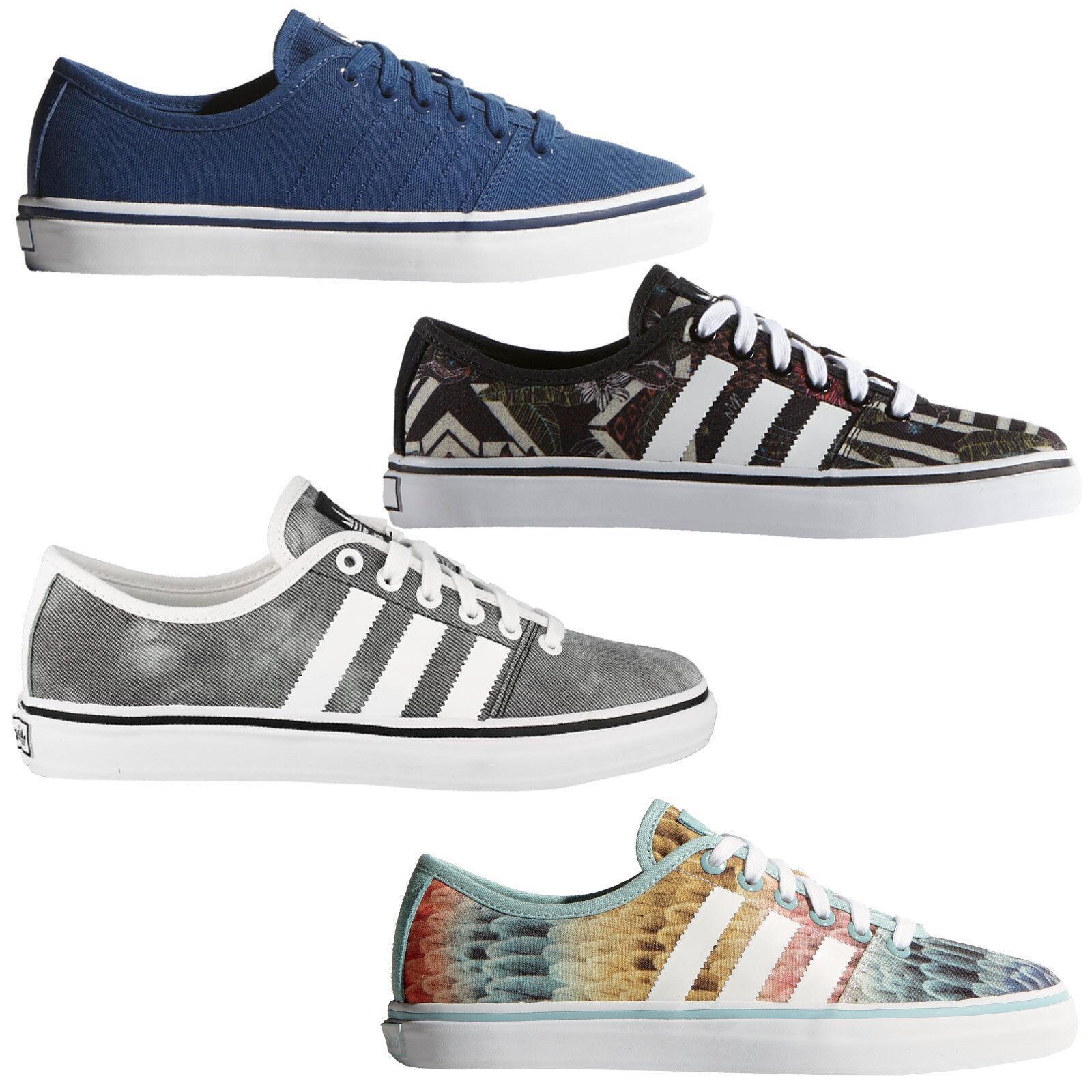 Adidas Originals Adria Sneaker Donna Scarpe da ginnastica Basse di tela