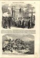 1851 consagración de sinagoga St Albans lugar occidental St James contrabandistas detener