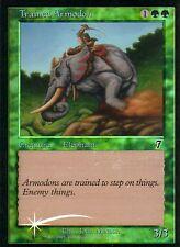 Trained Armodon FOIL   EX   7th   Magic MTG