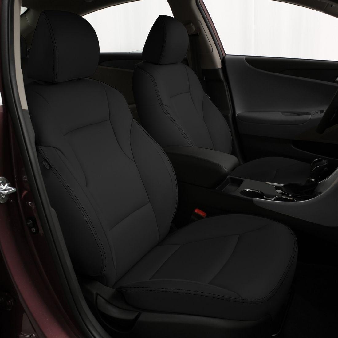 katzkin black leather interior seat cover fits 2013 2014. Black Bedroom Furniture Sets. Home Design Ideas
