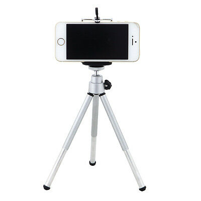 Mini 360 Rotatable Stand Tripod Mount + Phone Holder for iPhone 6S 6 Plus 5S 5C