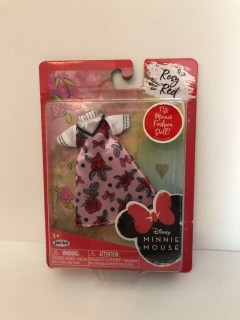 Disney Minnie Mouse Island Icon Poseable Fashion Doll 2020 for sale online