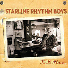 Red's Place by The Starline Rhythm Boys (CD, Aug-2007, Cow Island)