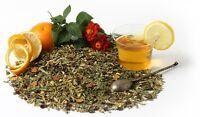 Fibroid Tumor Herbal Tea Cyst Nettle Yarrow Calendula Menstruation Menopause