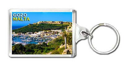 Malta MOD2 Keyring Portachiavi
