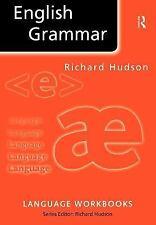 Language Workbooks: English Grammar by Richard A. Hudson (1998, Paperback)