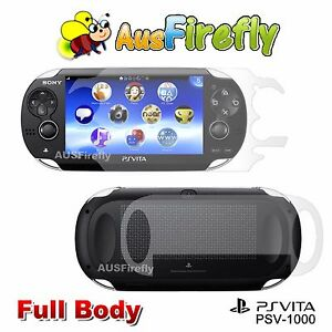 PSVITA-Front-amp-Back-FullBody-Screen-Protector-PS-Vita-PCH-1000-Sony-Playstation