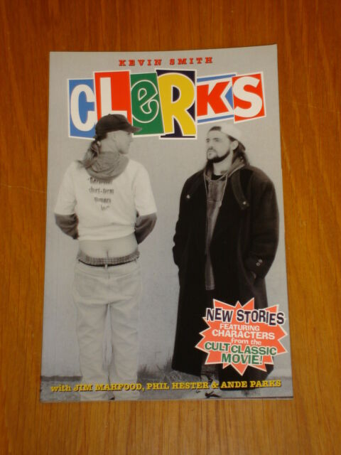 CLERKS VOL 2 KEVIN SMITH IMAGE GRAPHIC NOVEL 9781582402093