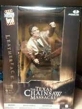 """Texas chainsaw massacre (remake) leatherface 12"""" figure new boxed"""