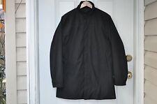 Calvin Klein Men's Black Windproof Waterproof Coat Jacket Size: S