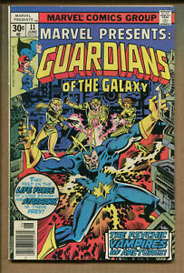 Marve-l-Present-11-Guardians-of-the-Galaxy-Comic-Book-1977