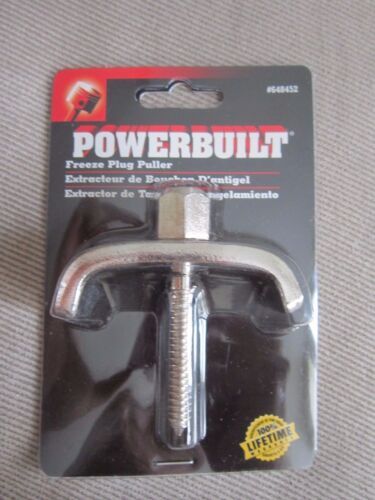 **NEW** Part # 648452 Freeze Plug Puller PowerBuilt