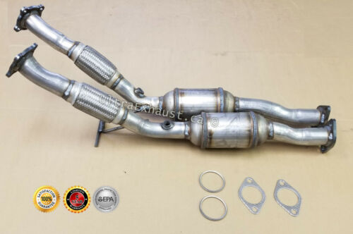 2007-2014 VOLVO XC90 3.2L L6 EXHAUST CATALYTIC CONVERTER DIRECT-FIT