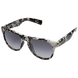 be9bca1d3d9f Image is loading Under-Armour-Sierra-Shiny-White-Marble-Sunglasses-Gradient-