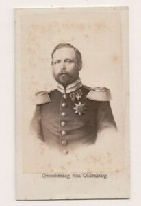 Vintage-CDV-Duke-Alexander-of-Oldenburg