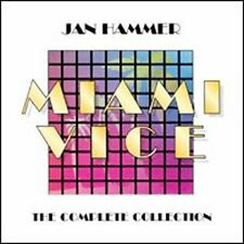 Miami Vice -Jan Hammer - Complete collection *FACTORY SEALED CD* OOP Rare *NEW*