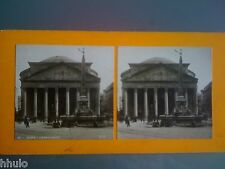 STC180 Rome Le panthéon stereoview photo STEREO ancien vintage