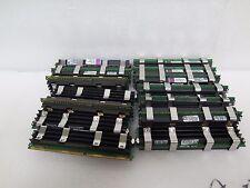 Lot of 7 Kit APPLE KINGSTON 4GB 2X2GB PC2-6400 DDR2-800 KTA-MP800K2/4G