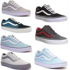 024d9fb716 item 4 Vans Old Skool Plimsolls Black White Canvas Skate Mens Trainers Size  7 - 12 -Vans Old Skool Plimsolls Black White Canvas Skate Mens Trainers  Size 7 - ...