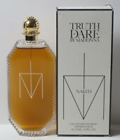 Madonna Truth Or Dare Naked Perfume Edp Spray 2.5 Fl Oz Bottle Rare Hard To Find