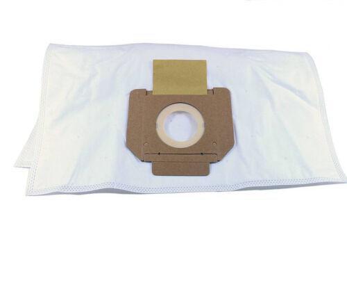 302001195 10-20-30 tessuto non tessuto per Aspirapolvere Sacchetto Adatto Nilfisk CENTIX 60