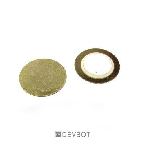 Arduino Buzzer Capteur Piézoélectrique 12mm x 0.33mm – Disque Pièzo Pi DIY