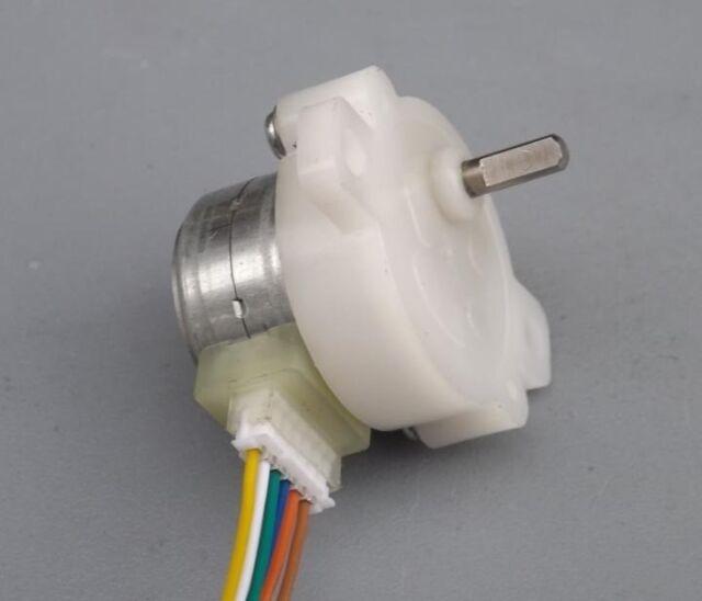 Japan 20 stepper motor reducer 12V full metal gear reducer Reduction ratio 36 1