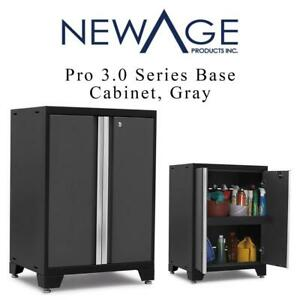 NEW NewAge Products 52002 Pro 3.0 Series Base Cabinet, Gray Condtion: New. Has A Few Very minor Dents. See I(2911685)... Mississauga / Peel Region Toronto (GTA) Preview
