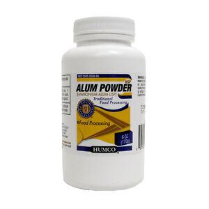 Humco-Ammonium-Alum-Powder-6-oz-Food-Processing