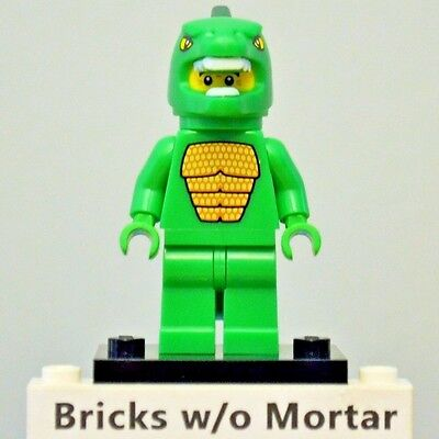 CMF NEW LEGO Collectible Minifigure Sealed Godzilla SERIES 5 8805 Lizard Man